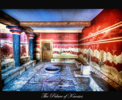 Knossos II by calimer00
