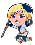 [APH] chibi 2p!Finland (transparent) by Smimon