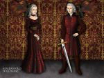 Fashion of Dragonstone by loverofbeauty