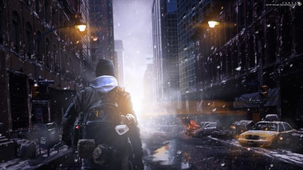 THE DIVISION by xarok-design