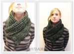 Triangle Cowl by Chudames
