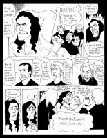 Weird Al book: page 11 by Crispy-Gypsy