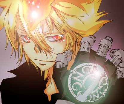 KHR:Vongola Primo by Rika-tyan