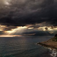 a morning in Crete..... by VaggelisFragiadakis