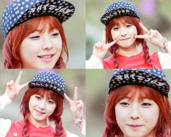Picspam Juniel by kylecoi