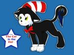 Chibi Cat in the Hat by Garfield141992
