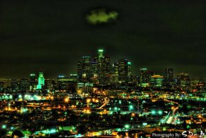 Los Angeles by SDotB