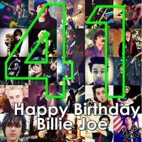 HAPPY BIRTHDAY BILLIE JOE by phinbellaloveforever