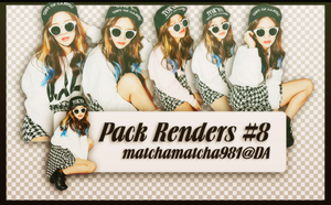 01.05.15 [PACK RENDERS] Ulzzang #8 by matchamatcha981