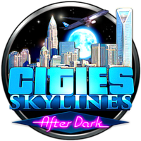 Cities Skyline After Dark v2 by POOTERMAN