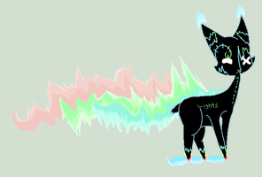 Northern Lights by gaytiers