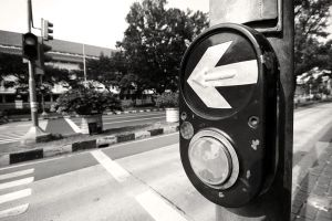 press button and walk by andiarsi