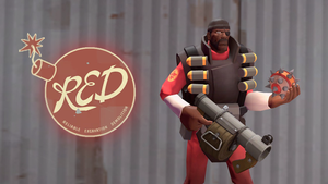 Team fortress 2 - RED Team by labet1001