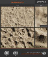 Sand Pattern 5.0 by Sed-rah-Stock