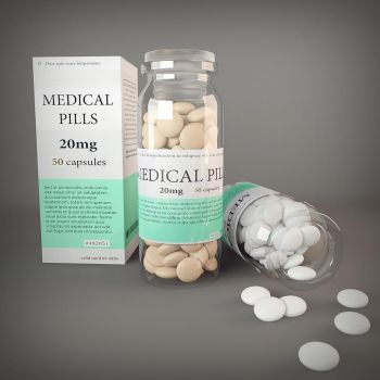 Medical Pills by DS-DNA