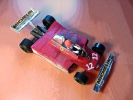 Ferrari 312 T4 by engineerJR