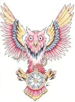 Owl design 2 by BeautyLoveDivine