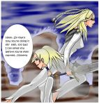 Chloey vs Hysteria panel by TheSilentChloey