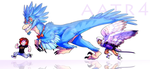 team feathers by WindFlite