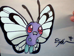 Butterfree by DillyvillisBACK