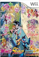 Winx Club, Precure and Megaman Starforce (Wii) by isaacyeap