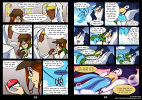 DD - Pages 33 - 34 by TamarinFrog