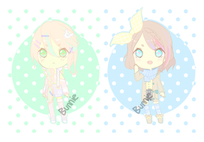 Pastel Adopts 1 and 2 [OPEN] set price by BunnieAdopt