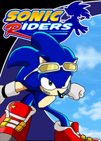 Sonic Riders by eggmanrules