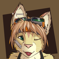 Shading test :P by ChaZcaTriX