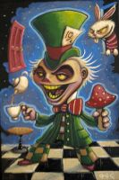 The Mad Hatter by gpr117