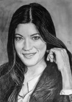 Debra Morgan - DEXTER by agusgusart