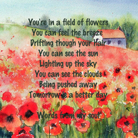 Field of flowers by Words-from-my-Soul