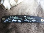 Northern Lights cuff by CindarellaPop