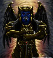 Goldar Commission by kaijukid