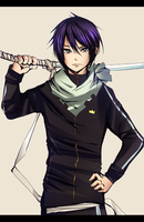 Yato 2 by Tiffany-Tees
