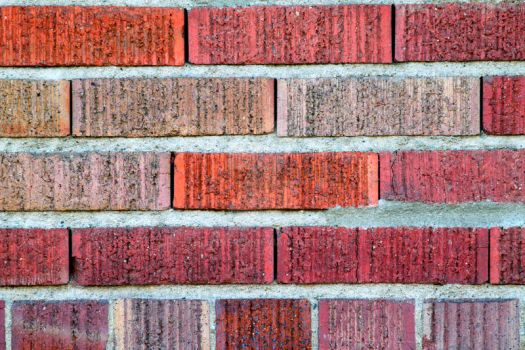 Red Brick Wall by hlehnerer