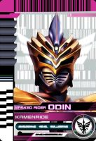 Kamen Ride Odin by Mastvid