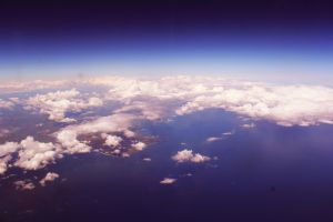 Over Ireland by NatPal