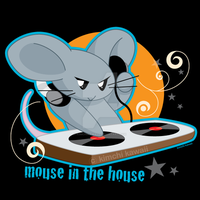Mouse in the House by kimchikawaii