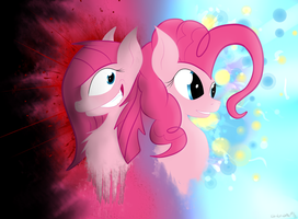 The One Called Pinkie Pie by Wonder-Waffle