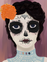 Catrina by sel-and-cel