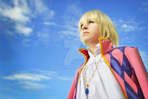 Howl - Howl's Moving Castle by EliotCosplay