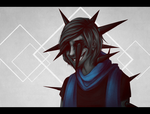 Speedpaint: GPOY - SPIKES by heilei