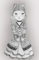 Doll by carroswensson