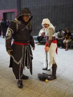 Assassins MCM Oct '12 by KaniKaniza