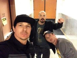 Supernatural Vegas con/ Zak,Aaron,and Chad by MJandGhostAdventures