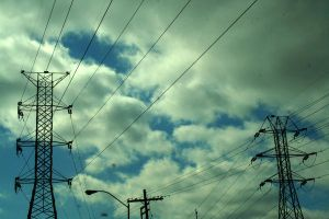 Powerlines In The Sky by MoreThanNothing