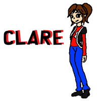Clare by FlyingPrincess