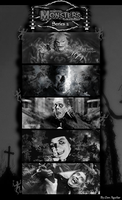 Famous Monsters Of Filmland 2 by satan-x