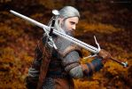 Geralt of Rivia by KinslayeR13